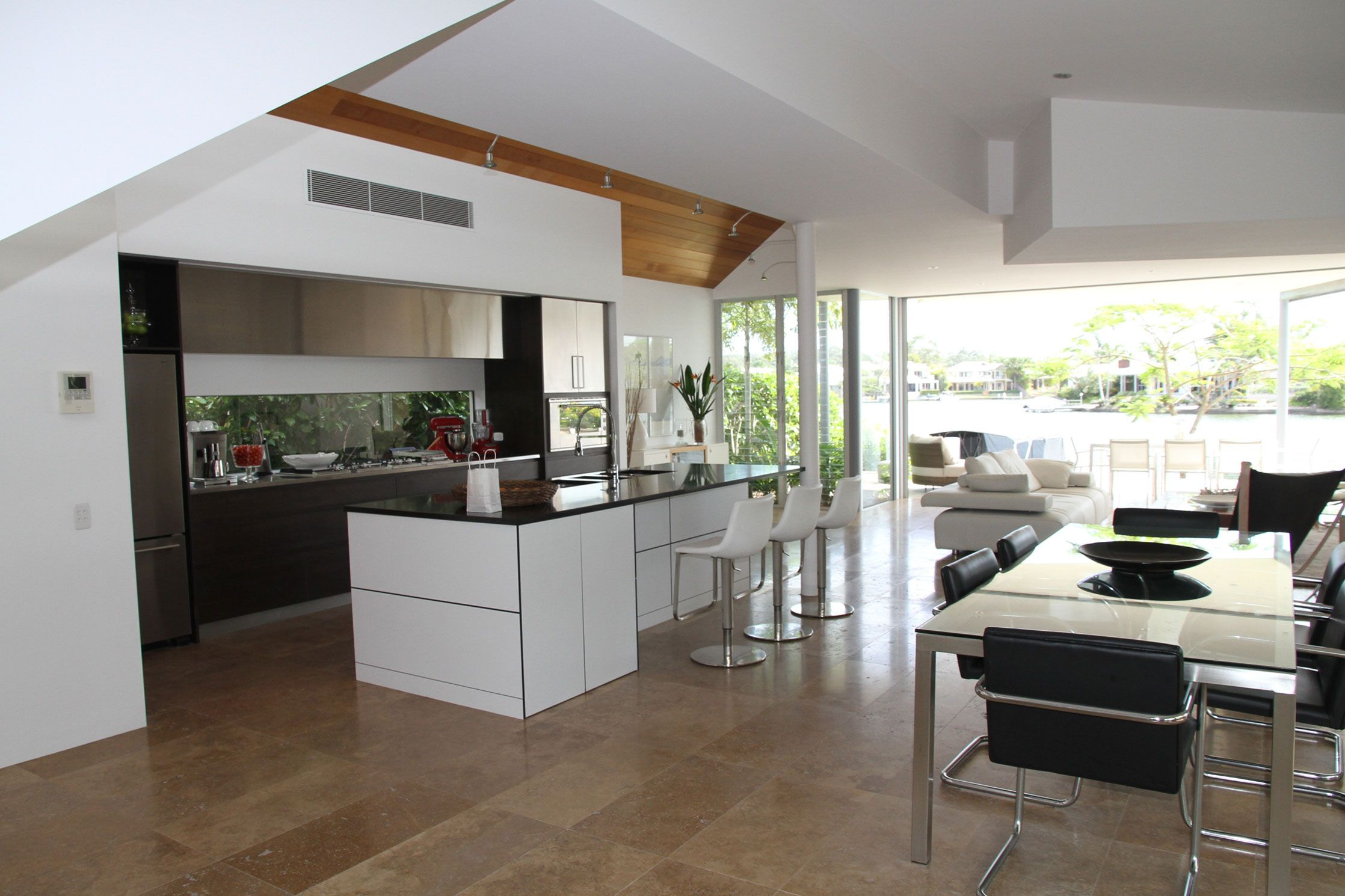Modern Contemporary Kitchen Installation Netcom
