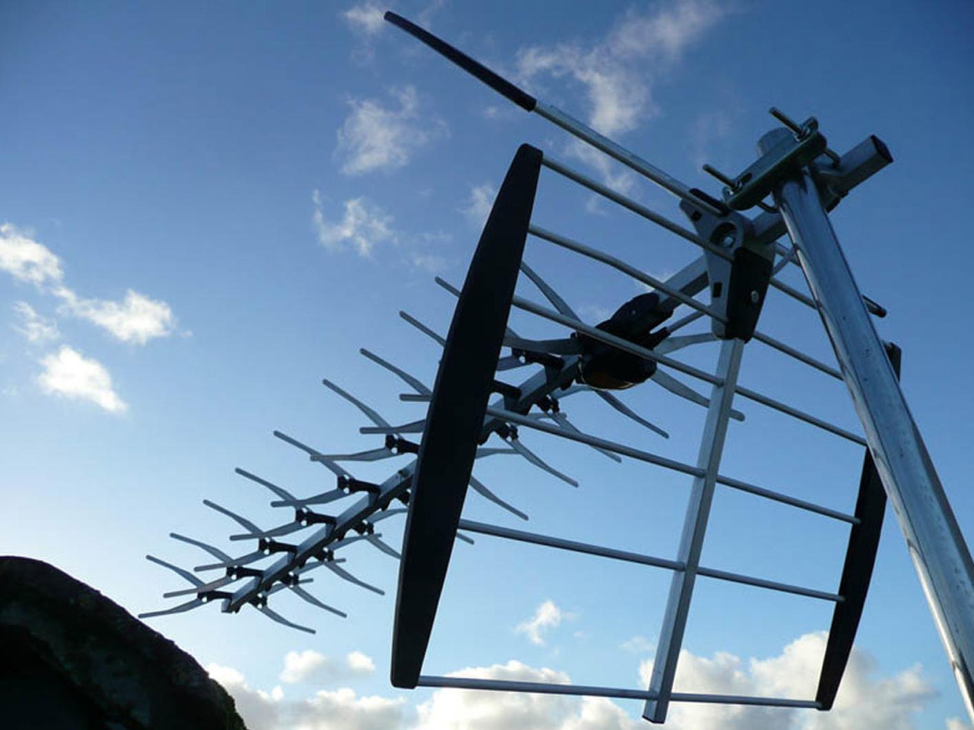 Digital TV Aerial Installation Netcom